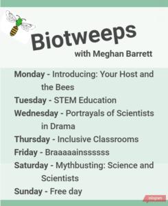 Biotweeps